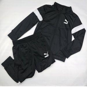 Boys Size 5 Puma Sweatsuit